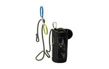 Edelrid Via Ferrata Belay Kit II 25m night-oasis